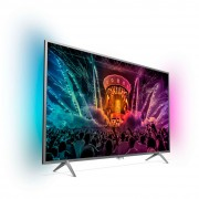 "PHILIPS 43PUS6201 4K Smart LED телевизор с двустранен Ambilight и Pixel Plus HD 108 см (43"") 4K Ultra HD LED телевизор"