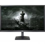 """Monitor LG 24MK400H-B, 23.5"""", Full HD, 1 ms, HDMI, D-SUB, Negru"""