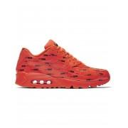 Nike Zapatillas Nike Air Max 90 Premium Naranja Hombre - 42