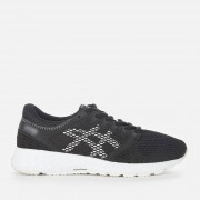 Asics Running Women's Roadhawk FF2 Trainers - Black/White - UK 4 - Black