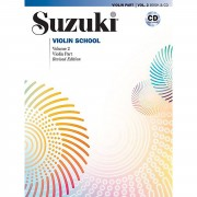 Alfred Music - Suzuki Violin School 2