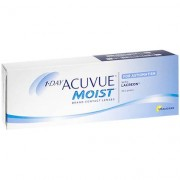 Johnson & Johnson 1 Day Acuvue Moist For Astigmatism (30 contact lenses)