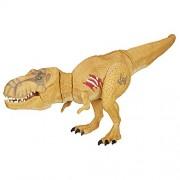 Jurassic Park World Bashers & Biters Tyrannosaurus Rex Figure For Kids - Multi Color