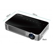 VIVITEK QUMI Q6 800 LUMEN WXGA 720P HD LED WIRELESS POCKET PROJECTOR - BLACK