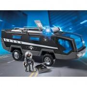 Masina de comanda a fortelor speciale Playmobil