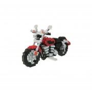 Nanoblock Motocicleta Harley-Multicolor