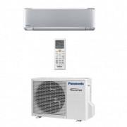 Panasonic Condizionatore Mono Split Gas R-32 Serie XZ Etherea Argento 12000 Btu WiFi Opzionale CS-XZ35TKEW CU-Z35TKE A+++/A+++