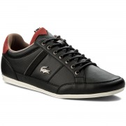 Сникърси LACOSTE - Chaymon 118 2 Cam 7-34CAM00121B5 Blk/Red