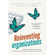 Reinventing Organizations: A Guide to Creating Organizations Inspired by the Next Stage in Human Consciousness, Hardcover