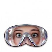 Máscara para Dormir Óculos de Mergulho