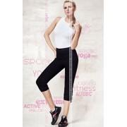 Spodnie dresowe 13923 (czarny)