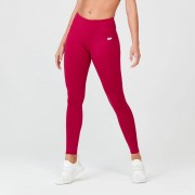 Myprotein Classic Heartbeat Full-Length Leggings - L - Red