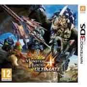 Nintendo 3DS Monster Hunter 4 Ultimate (tweedehands)
