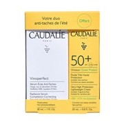 Vinoperfect sérum anti-manchas 30ml oferta protetor solar anti-idade spf50 40ml - Caudalie