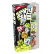 Crazy Cubes - 5 Pack Jurassic Theme