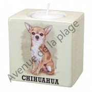 Bougeoir chien - Chihuahua