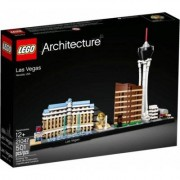 Lego Klocki Architecture Las Vegas 21047 +DARMOWA DOSTAWA przy płatności KUP Z TWISTO