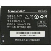 Original Li Ion Polymer Replacement Battery BL171 for Lenovo A356 A368 A60 A65 A390 A390T