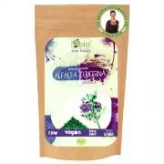 Alfalfa (lucerna) Pulbere Raw 125gr Obio