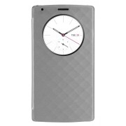 Qi Wireless Charging QuickCircle Case (with NFC) for LG G4 - Grey