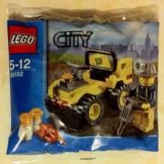 Lego City 30152 Quad Mineur