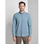 TOM TAILOR Spijkeroverhemd, Heren, light bleach denim, XXL