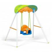 Milani Home Altalena per bambini con parasole
