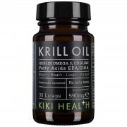 KIKI Health Huile de Krill KIKI Health (30 gélules)