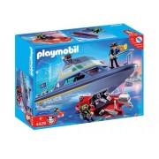 Playmobil - 4429 - Vedette De Police