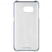 Galaxy S7 Edge Clear Cover zwart EF-QG935CBEGWW