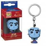 Funko POP Keychain: Aladdin - Genio