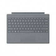 Microsoft Surface Pro Type Cover (Alcantra Platinum, Special Import)