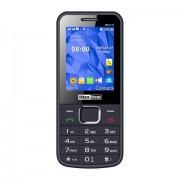 """MaxCom MM141 6,1 cm (2.4"""") 106 g Grigio Telefono di livello base"""