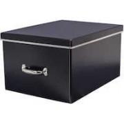 Box Bigso Eskil svart