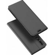 Husa carte flip wallet Dux Ducis pentru Huawei P11-P20 Pro Grey