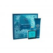 Versace Eros Coffret Eau De Toilette 100ml+ Shower Gel 150ml (8011003842087)