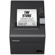 Epson TM-T20III, USB, RS-232, 8 punti /mm (203dpi), Cutter, nero