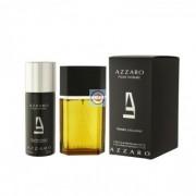 Azzaro Pour Homme eau de toilette 100ML + 150 ml deo spray