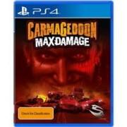 Carmageddon Max Damage PS4