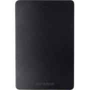 Toshiba 1 TB External Portable Hard Drive Canvio Alu USB 3.0 Black