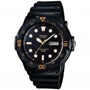 Reloj Casio Análogo MRW-200H-1E Para Caballero- Negro