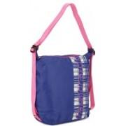 Fastrack A0520NBL01 Blue Shoulder Bag