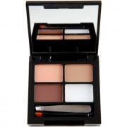 Makeup Revolution Focus & Fix kit para unas cejas perfectas tono Light Medium 4 g