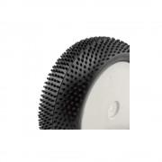 HobbyTech 1:10 Off-Road első gumi+kerék mini tüske (2db)