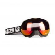 Dragon Skoterglasögon Dragon X2 Black