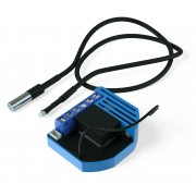 Qubino Heat & Cool Thermostat - термостат за отопление и охлаждане