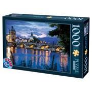 DToys Puzzle 1000 Night Landscape 09 (07/64301-09)