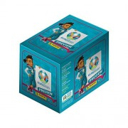 UEFA Euro 2020 Preview. Caja de estampas. (60 sobres)