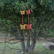Set Tuteur Papillons 150x11 cm