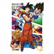 Dragon Ball Super, Maxi Poster - Panels